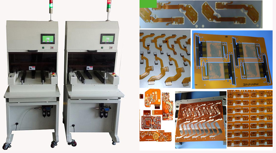 Professional Pcb Punching Machine for PCB|FPC|Automatic Pcb Depaneling Equipment
