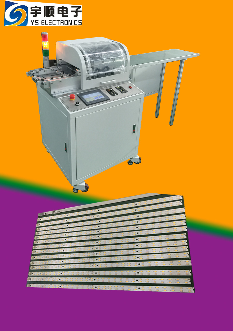 Manual LED Strip PCB Separator Machine-YSVJ-650