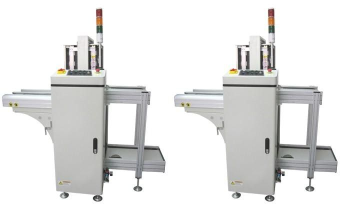 220v Full Automatic PCB Magazine Loader In SMT Line User Friendly