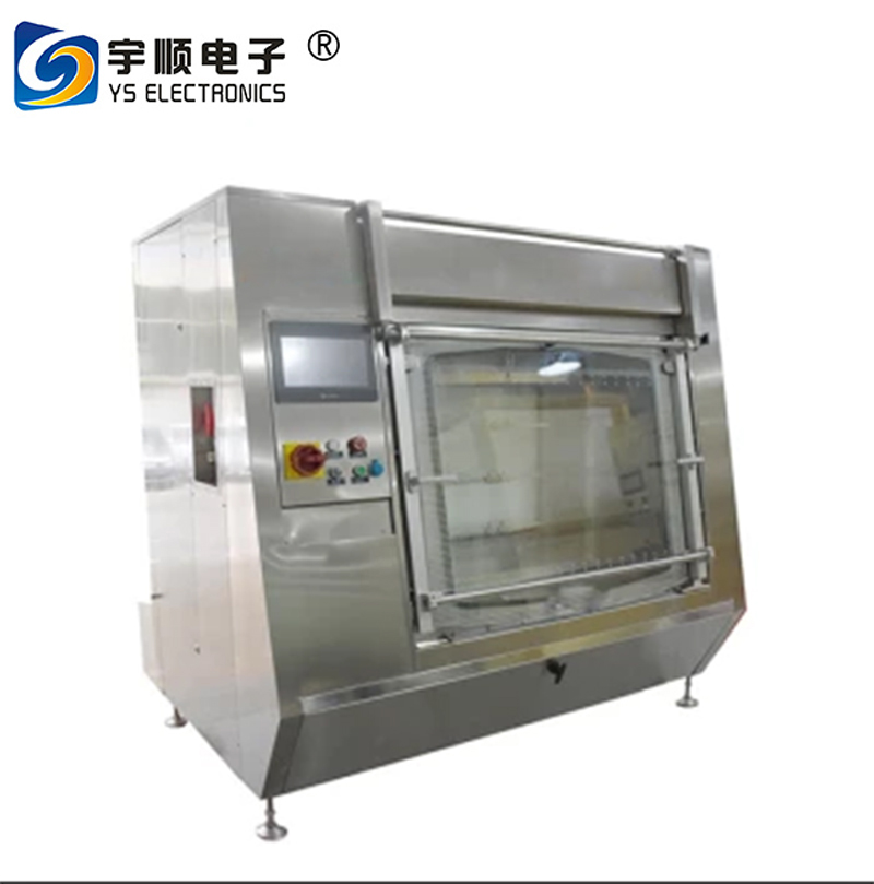 YS-7500 Aqueous stencil/PCBA Cleaning machine